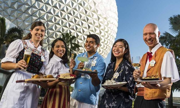 23rd Epcot International Food & Wine Festival Celebrates Global Flavors