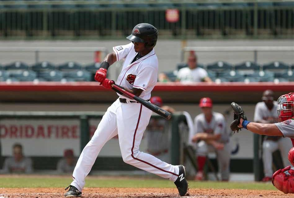 Florida Fire Frogs Fall Short of Sweep in Sunday Loss