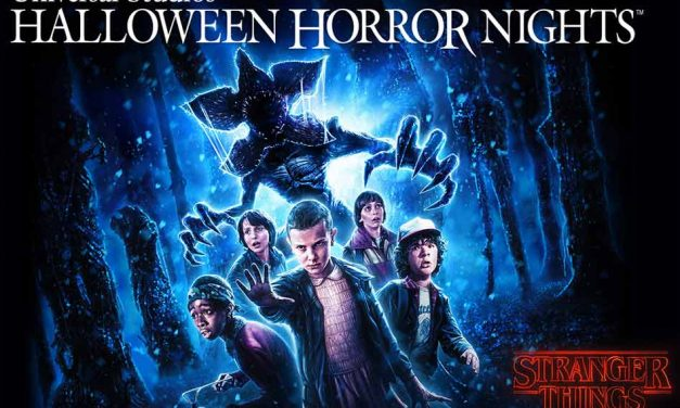 """Universal Orlando Resort Gives First Look of New """"Stranger Things"""" Halloween Horror Nights Maze"""