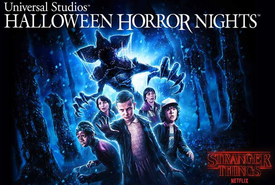 "Universal Orlando Resort Gives First Look of New ""Stranger Things"" Halloween Horror Nights Maze"
