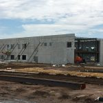 Harmony Middle School Construction Continues Toward August 2019 Opening