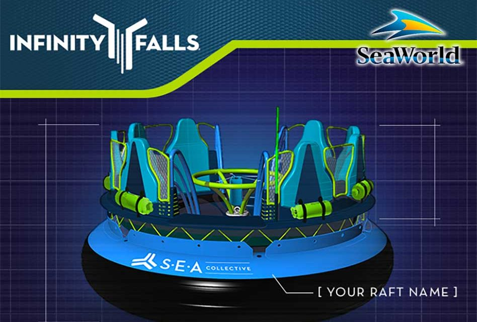 SeaWorld Orlando's Infinity Falls River Team Requesting Help in Naming Rafts
