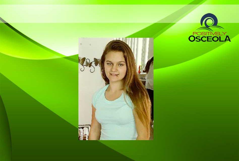 Osceola Deputies Still Requesting the Community's Help in Locating Missing Osceola Teenager