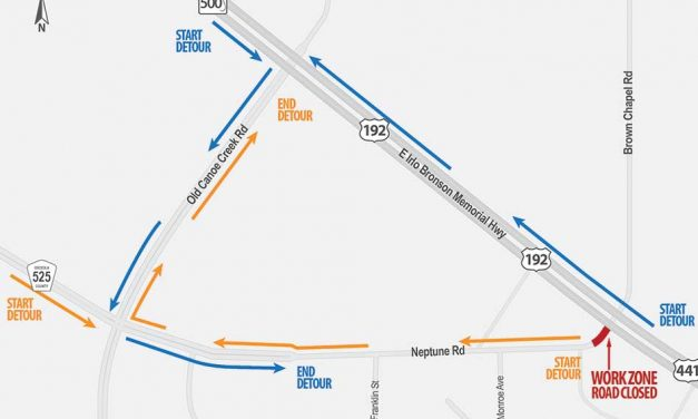 Road Closure Scheduled for Neptune Road in St. Cloud