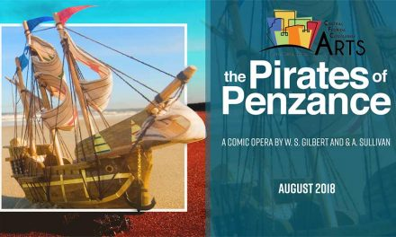 The Pirates of Penzance Coming to Central Florida Community Arts Theatre