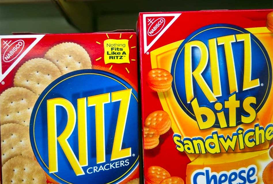 Some Ritz Cracker Products Recalled Due to Salmonella Risk