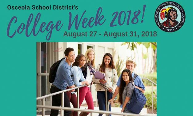 Osceola School District To Host College Week To Spread The College Knowledge