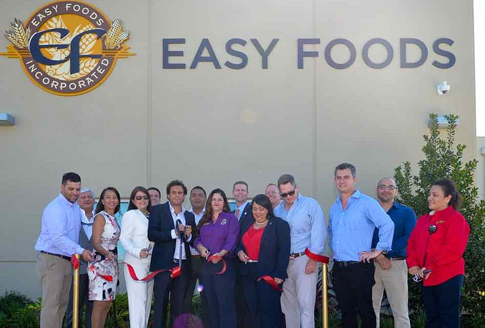Osceola County Welcomes New Food Manufacturing Plant, Easy Foods