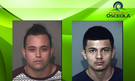 Osceola Sheriff Deputies Arrest Two Men for Burglary and Grand Theft