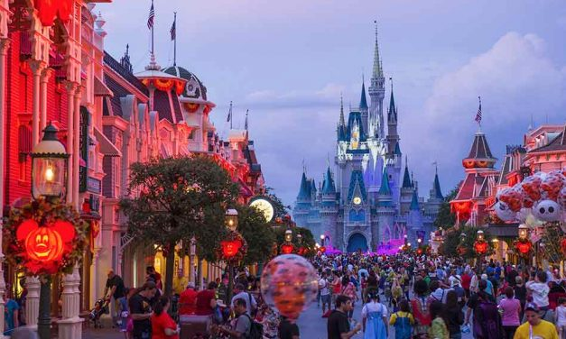 Mickey's Not-So-Scary Halloween Party Has Begun to the Frightful Delight of its Guests