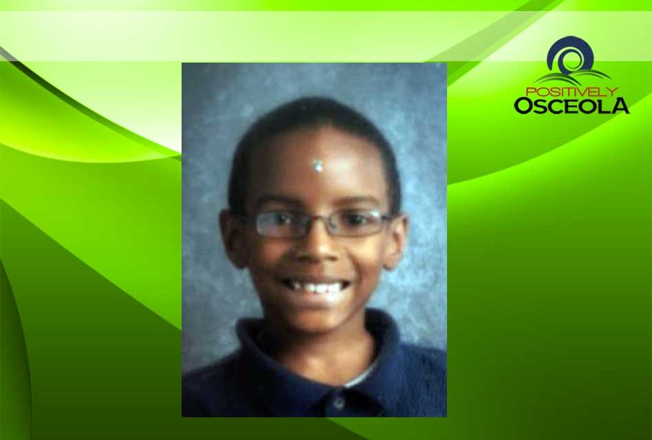 Osceola Detectives Requesting Community's Help in Locating Missing 12 Year Old Boy
