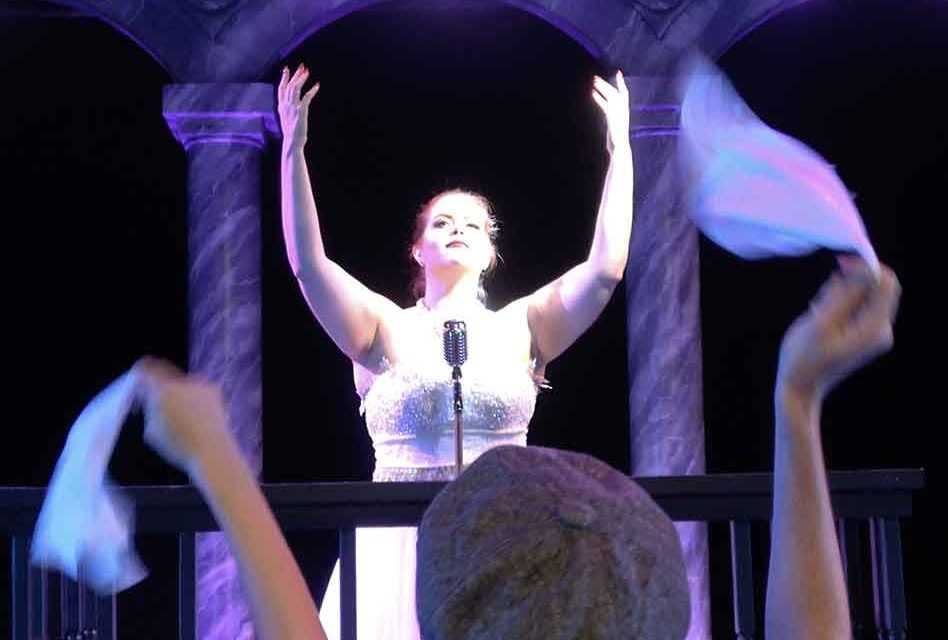 Osceola Arts in Kissimmee Opens 2018-2019 Theatre Season with Evita