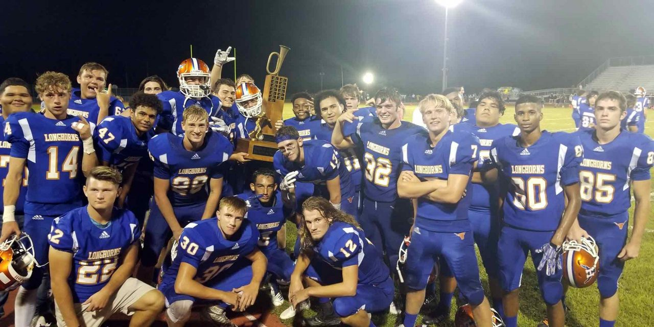 Harmony Longhorns Dominate St. Cloud Bulldogs 56-9 in 14th Soldier City Classic