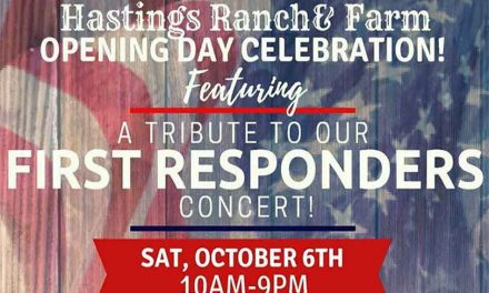 Osceola Organization Kicks Off Its Support for First Responders October 6 at Hasting Ranch Fall Festival