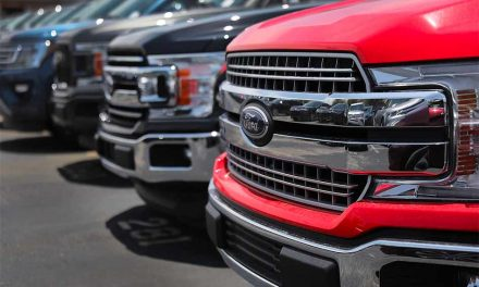 Ford Recalls 2 Million of its F-150 Pickups Because of Fire Risk