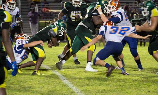 Harmony Fights Past the Chargers With Defense On Both Sides Keeping Offenses in Check