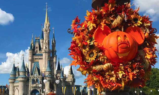 """Mickey's Not-So-Scary Halloween Party """"Not"""" Scaring Guests Thru Oct. 31"""