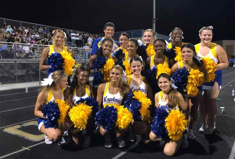 Osceola Kowboys Continue to Push Towards an Undefeated Season