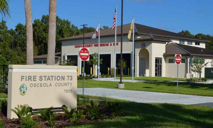 Osceola County Opens New $5.6 Million Fire Station Near Reunion, Florida