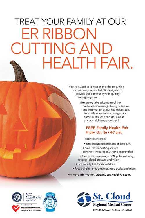 St. Cloud Regional's Free Health Fair