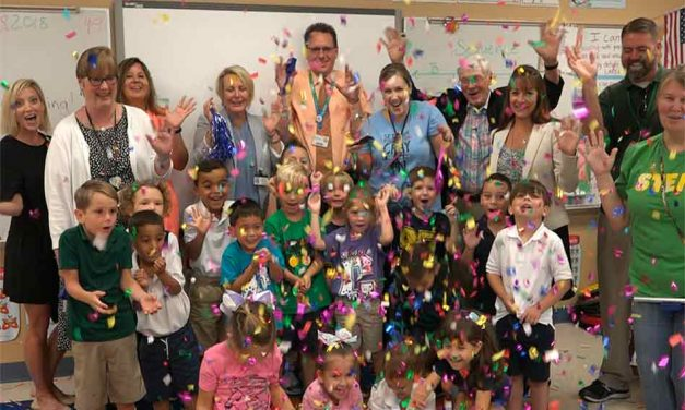 School District of Osceola County Names Featured Teacher of the Month!