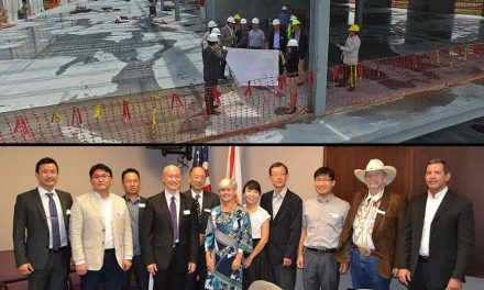South Korean Delegation Tours NeoCity, BRIDGE and UCF