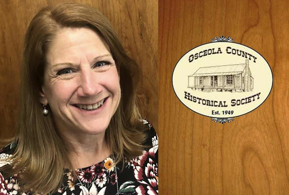 Osceola Historical Society Welcomes Kimberly Murray as New Executive Director