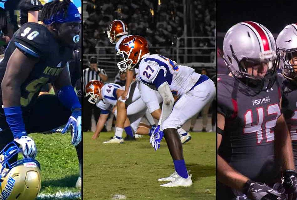 Three Osceola County Varsity Football Teams to See Playoff Action