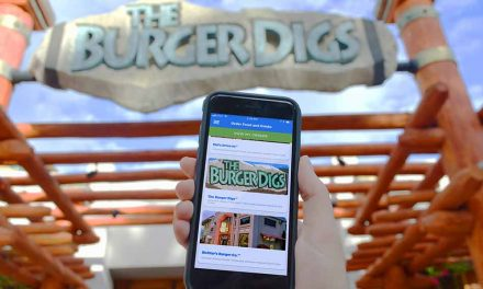 Universal Orlando Resort Goes Mobile Express Pickup for Guest Dining Convenience