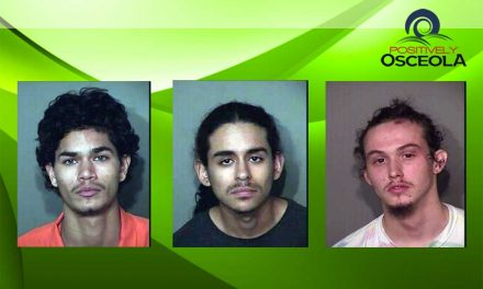Osceola Detectives Arrest 3 Armed Robbery Suspects Who Threatened Victim by Video