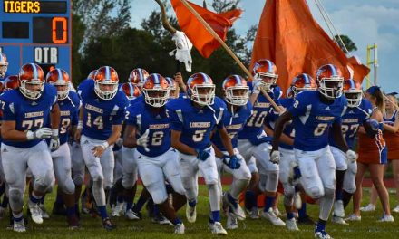 Harmony Longhorns Host the Kathleen Red Devils Tonight at 7:30pm as Division Champs