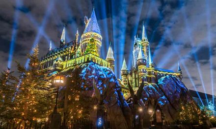 Universal Orlando Resort Unwraps its Annual Holidays Celebration