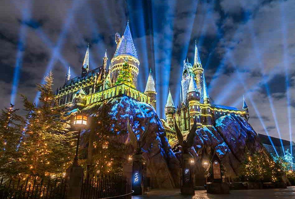 Universal Orlando Resort Unwraps its Annual Holidays Celebration