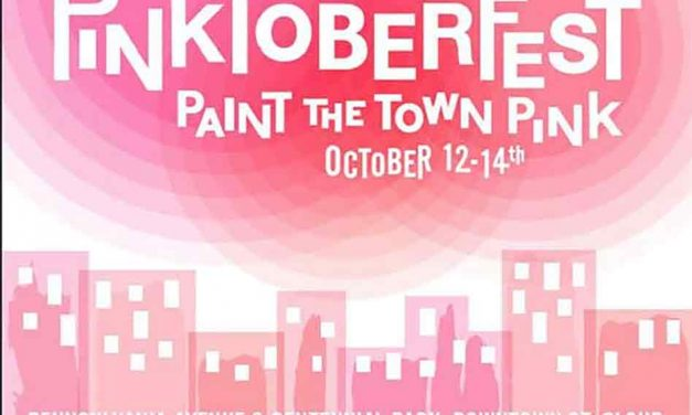 """St. Cloud's and Pink Heals """"Paints the Town Pink"""" October 12th-14th"""
