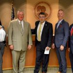 School District Swears in Board Members and Names Clarence Thacker as New Chairman