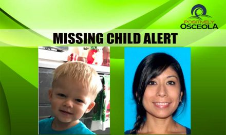Missing Child Alert Issued for 2 Year Old Groveland Toddler