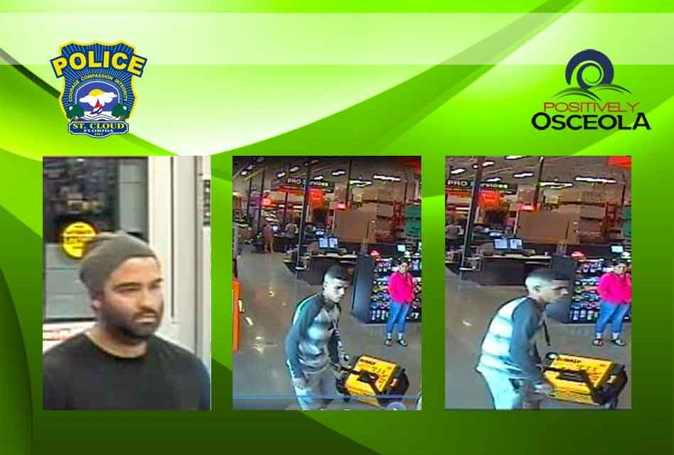 St. Cloud Police Requesting Public's Help in Locating Credit Card Fraud Suspects