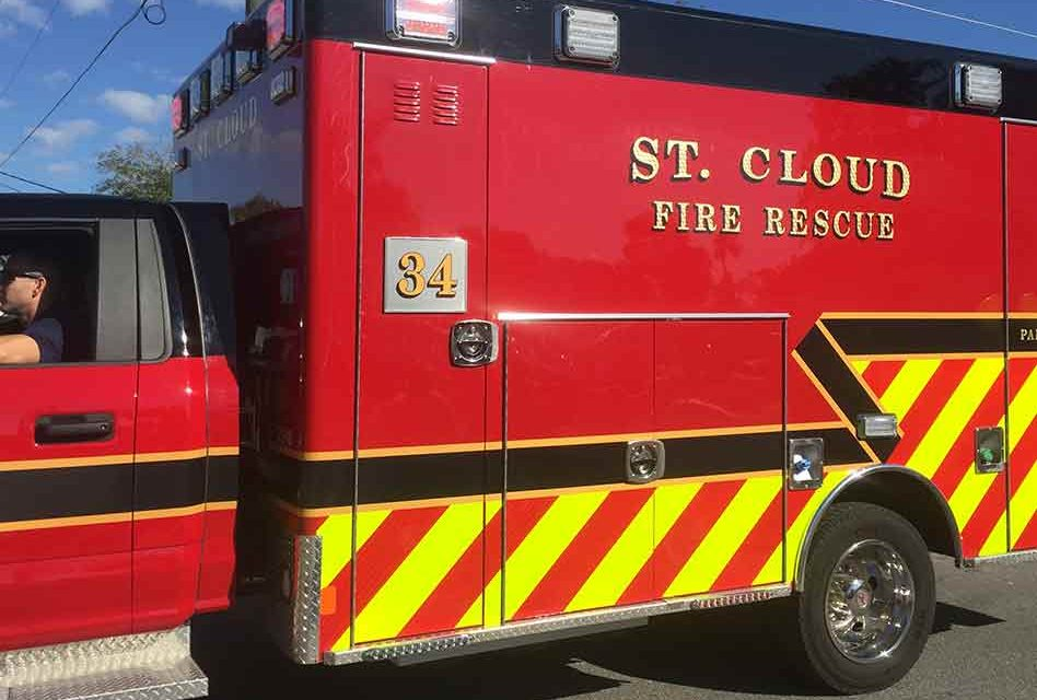 St. Cloud Fire Rescue Annual Holiday Toy and Food Drive Has Begun!