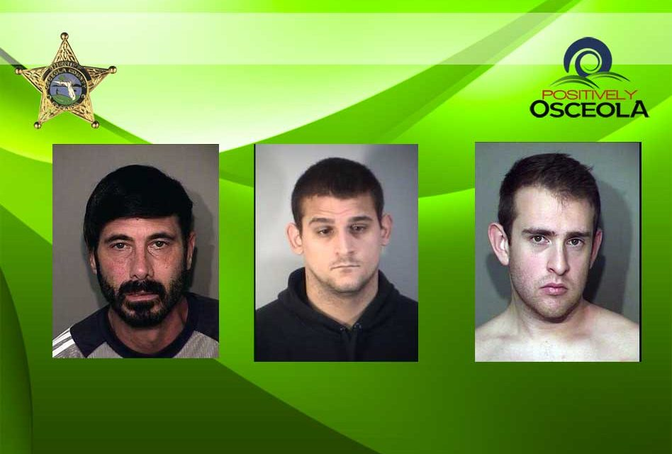 Three Armed Robbery Suspects Posing as Law Enforcement Officers Arrested