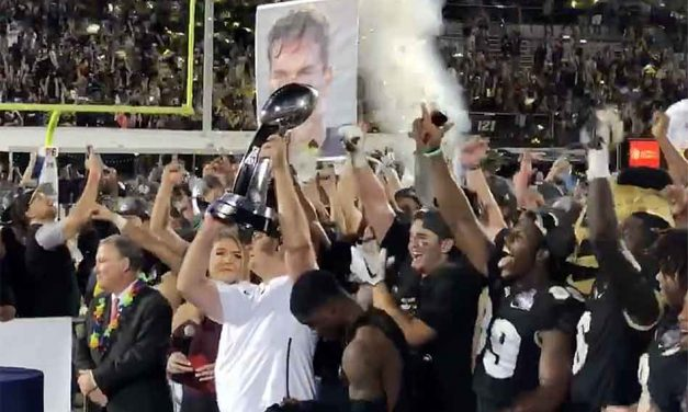 UCF Knights Win Back to Back Championships With Huge Comeback