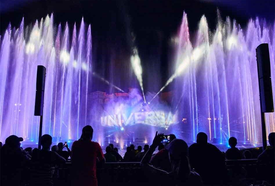 End Your Day at Universal Orlando With Their Amazing Cinematic Celebration