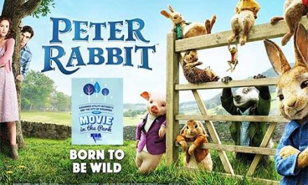 KUA to Host Free Movie in the Park on Feb. 1 Featuring Peter Rabbit!