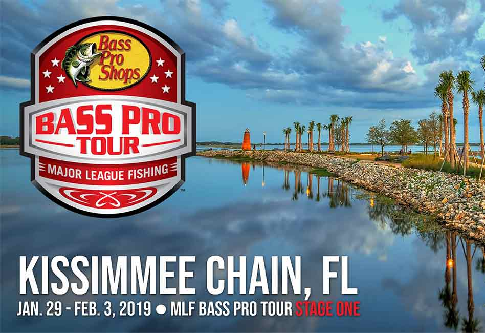 Major League Fishing's Bass Pro Tour Kicks Off in Kissimmee