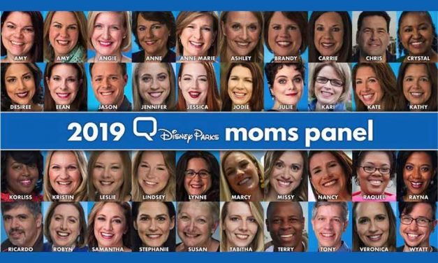 Disney Parks Welcomes New Moms to its Moms Panel to Answer Questions from Disney Vacationers