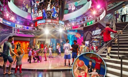 All New NBA Experience at Disney Springs to Open Summer 2019