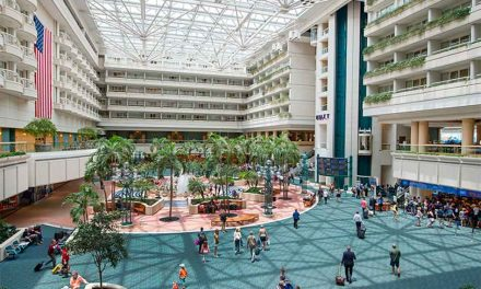 Orlando International Airport Sees Over 47.3 Million Passengers in 2018