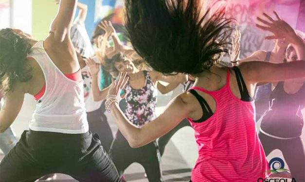 Zumba Classes to be Offered at Kissimmee's Oak Street Community Center