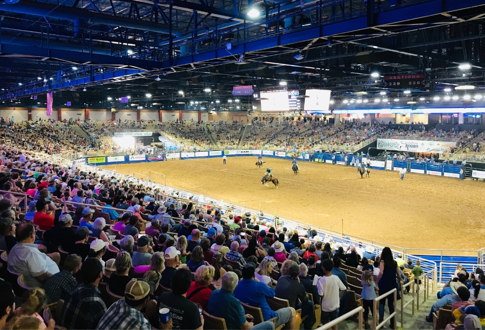142nd Silver Spurs Rodeo Sees Record Crowds Check Out The Winners