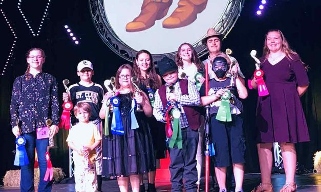 Osceola County Fair Features Heritage in 4-H Youth Fashion Review