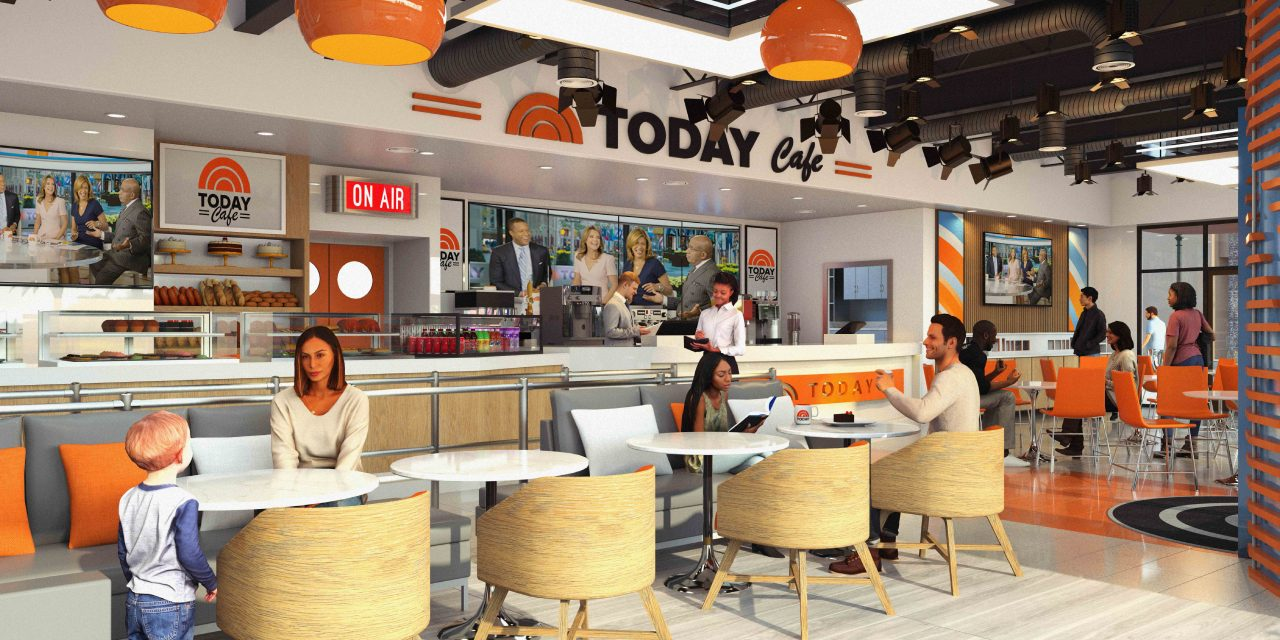 Universal Orlando Resort's All-New 'TODAY' Café Opening This Spring